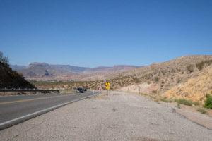 ラスベガスからセドナの道中